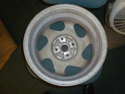 vendo rin de fiat palio, año 2005, de aluminio, # 14