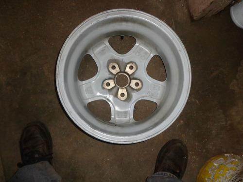 vendo rin de land rover, freelander, # 15 en aluminio
