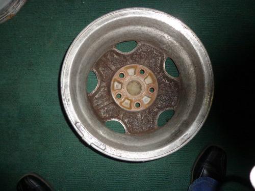 vendo rin  de mazda 626, año 1994, # 14 en aluminio