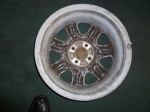 vendo rin de rover 75, año 2000, # 15 de aluminio