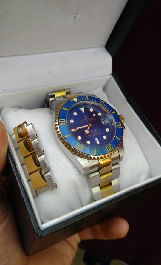 new product 60428 1b638 Vendo Rolex 1 Linha Automatico