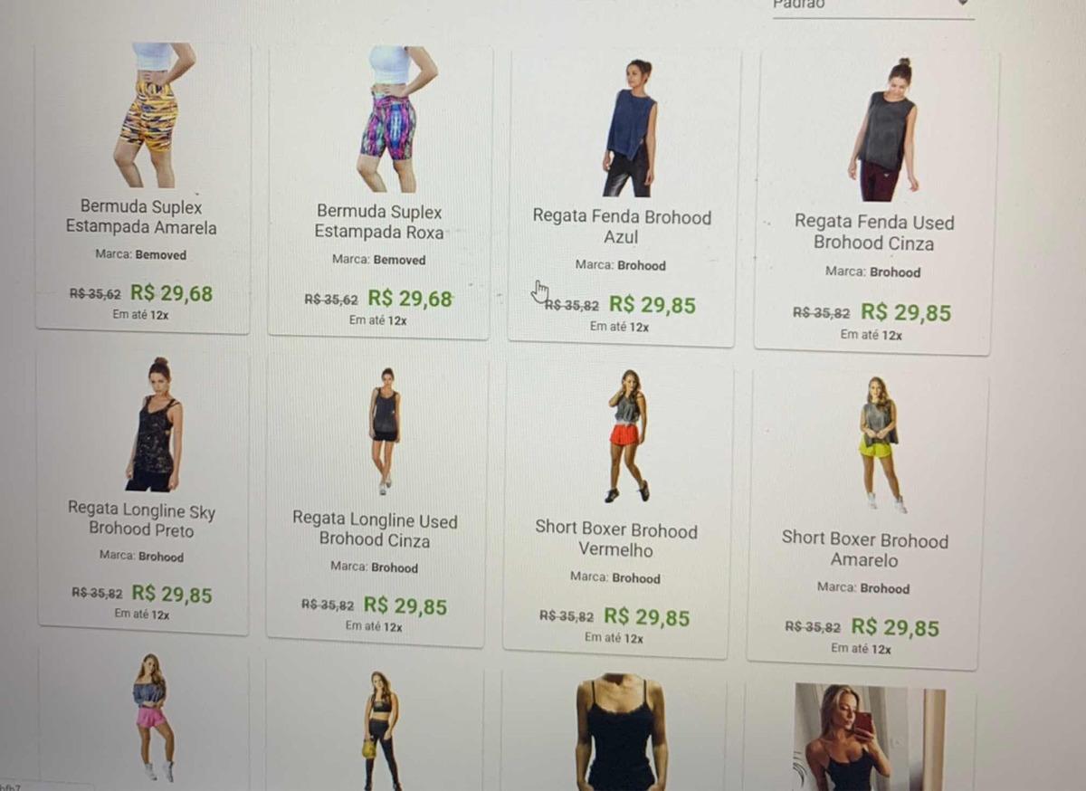 0f51a4075 Vendo Roupas E Acessórios Do Masculino Ao Feminino - em Mercado Libre