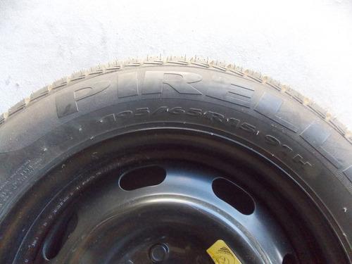 vendo rueda armada de 307 nueva medidas 195,65,15