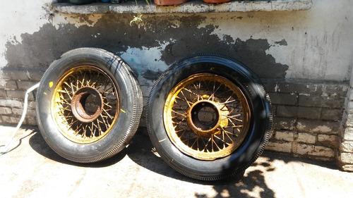 vendo ruedas de coleccion