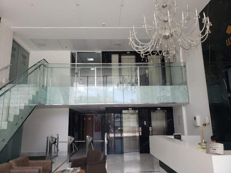 vendo sala comercial no edificio west office no setor oeste em goiânia on line 62. 999.459.921 - rb436 - 33594123