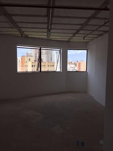 vendo sala comercial no edificio west office no setor oeste em goiânia on line 62. 999.459.921 - rb92 - 4282147