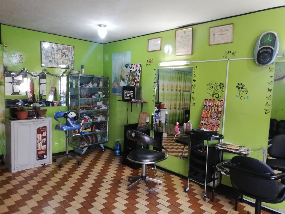 vendo sala de belleza-peluquería