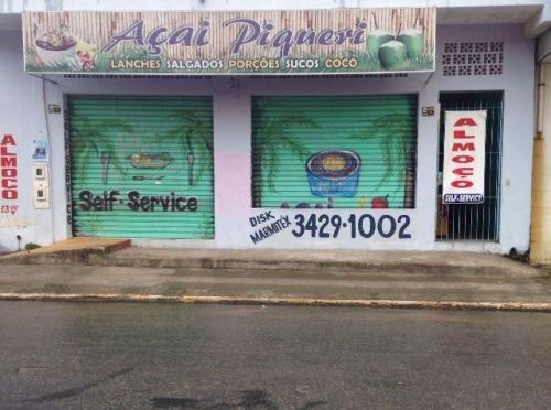 vendo salão comercial bem localizado em itanhaém-sp! confira