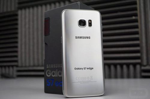 vendo samsung galaxy s7 edge nuevo con accesorios nuevos