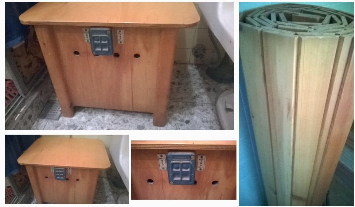 Vendo sauna port til madera especial para casa apto bs for Vendo casa madera