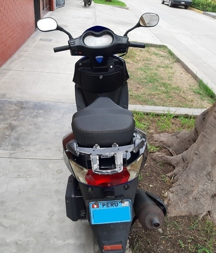vendo scooter  italika 185 cc.