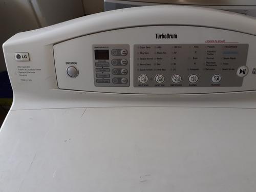vendo secadora de ropa de gas en buen estado de 15kg