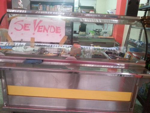 vendo self-service 5 bandejas