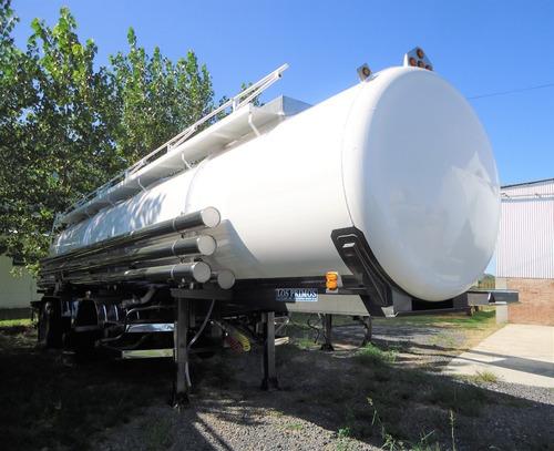 vendo semi tanque atmosférico de 32.000 litros 2+1 0-km