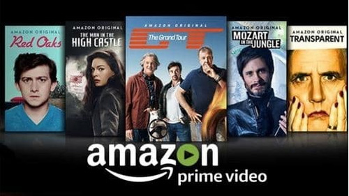 vendo señal de amazon prime video