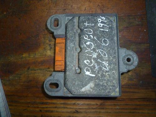 vendo sensor air bag de peugeot 406, año 1998, # 9628757180