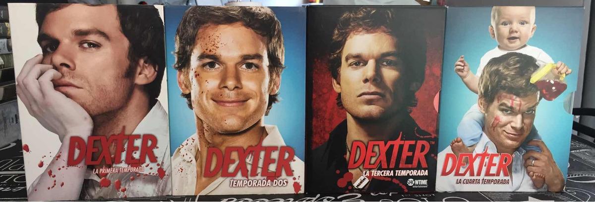 Vendo Serie Completa Dexter Original - $ 1.500,00 en Mercado Libre