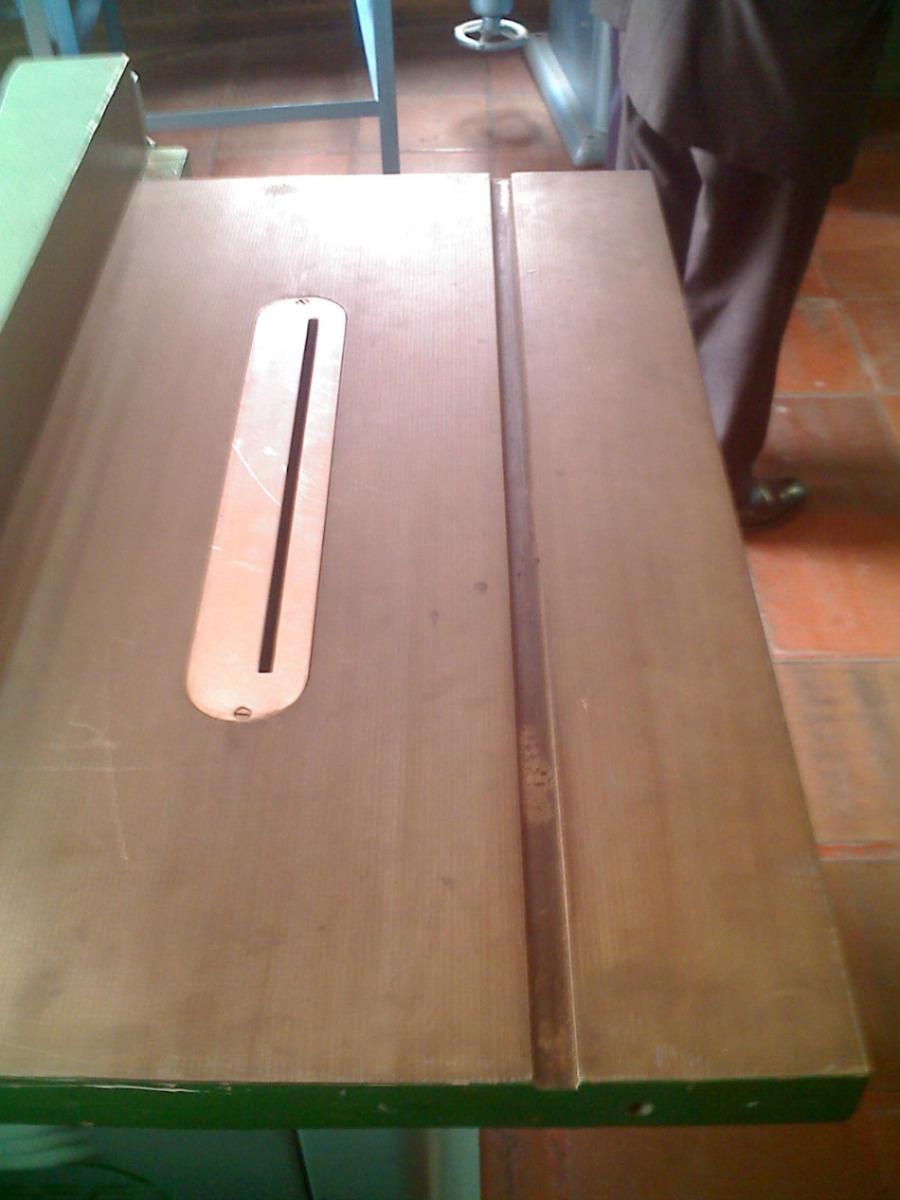 Vendo sierra circular para madera industrial for Vendo bar de madera