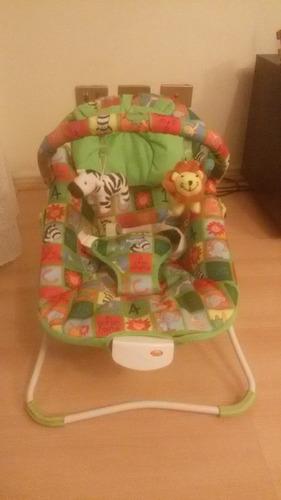 vendo silla de bebe poco uso