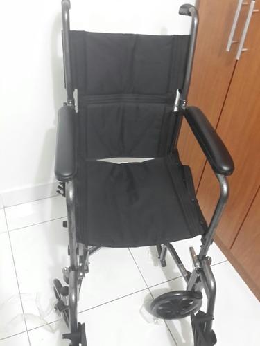 vendo silla de rueda usada casi nueva poco uso