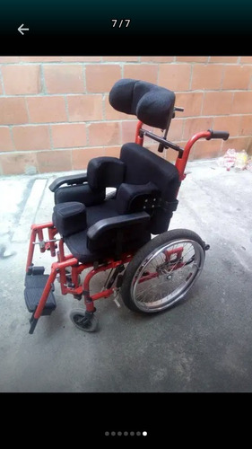 vendo silla neuropediatrica