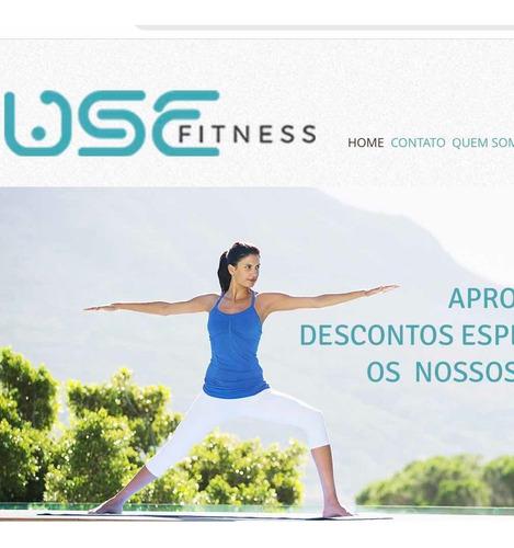 vendo site online usefitness.com.br