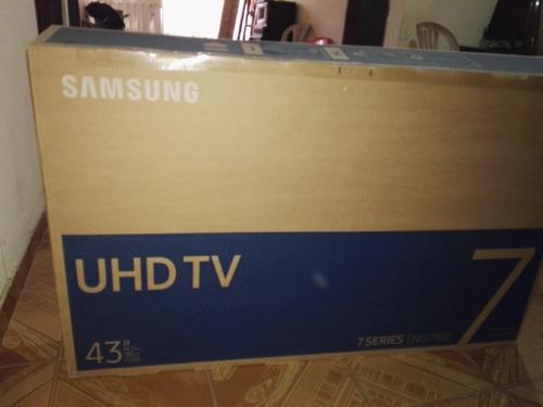 vendo smart tv marca sansung de 43 pulgadas por motivo de vi