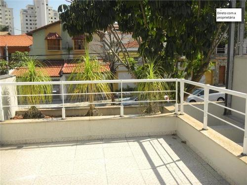 vendo - sobrado 137m² jardim avelino 2 vagas 2 dormitórios