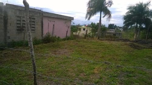 vendo solar en proyecto residencial villa mella !
