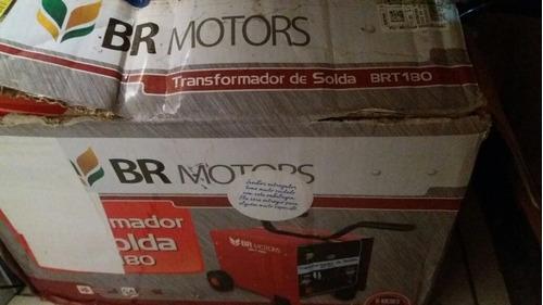 vendo soldador br motors 180