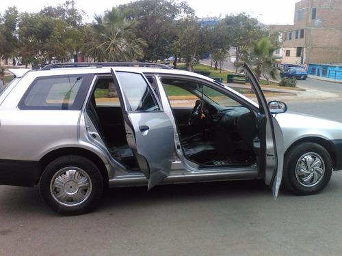 vendo station wagon por motivo viaje 979779878