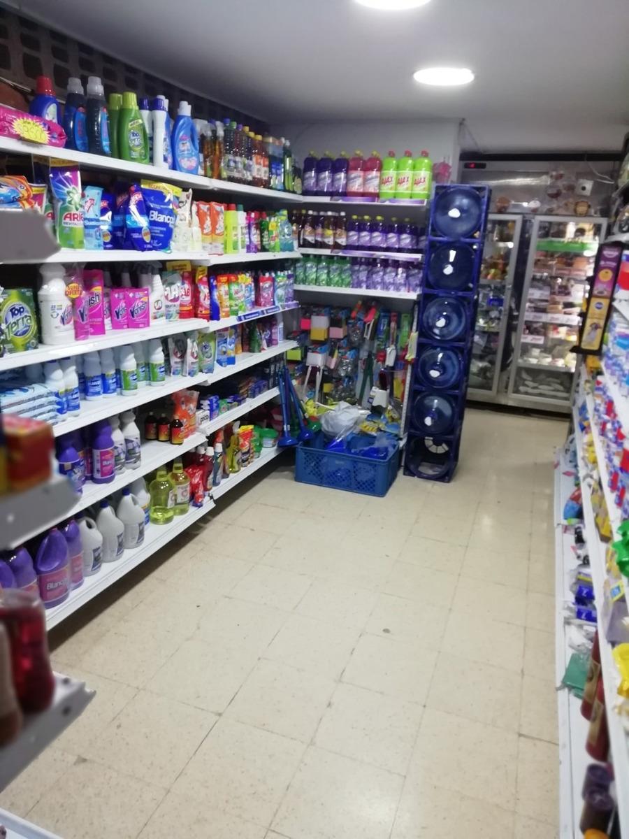 vendo supermercado