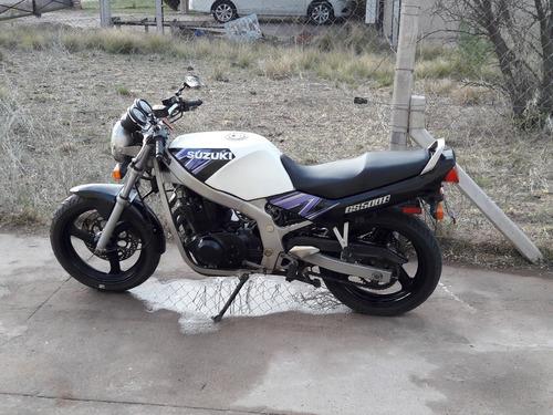 vendo suzuki gs 500e año 1993