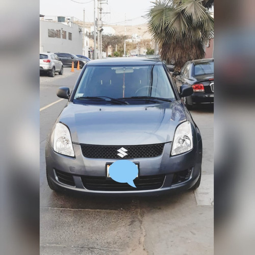 vendo suzuki swift 2007 - 65,810 km