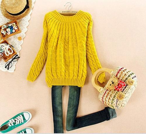vendo sweater amarillo