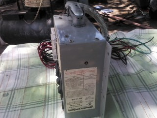 vendo tablero eléctrico
