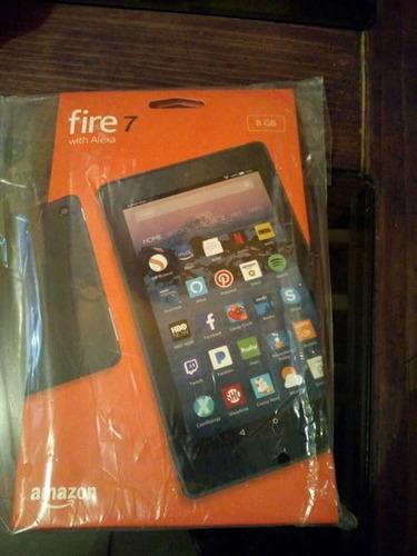 vendo tablet amazon fire 7