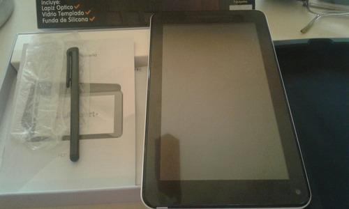 vendo tablet impecable en exelente estado o permuto por celu