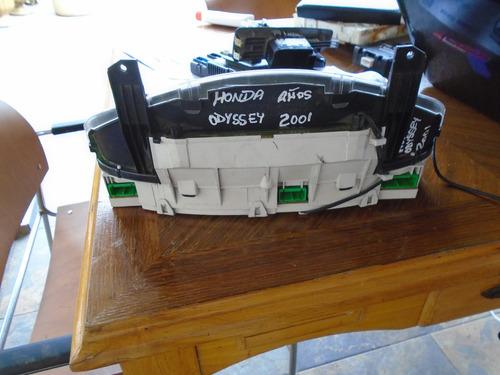 vendo tacómetro  de honda odyssey, año 2001