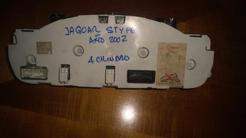 vendo tacometro de jaguar s-type año 2002, # 1x4f-10b885-ab