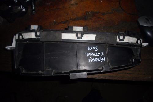 vendo tacometro de nissan xtrail, año 2007, gasolina, aut.