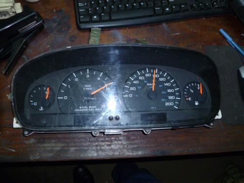 vendo tacometro velocimetro de dodge caravan, año 1999