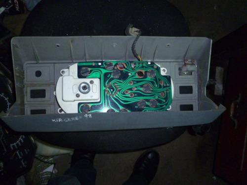 vendo tacometro velocimetro de kia ceres, año 1992