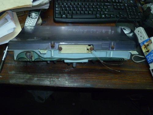 vendo tacómetro velocimetro de oldsmobile cutlas, año 1986