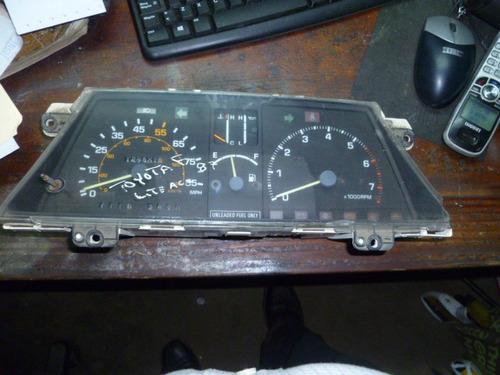 vendo tacometro velocimetro de toyota modelo f, año 1987