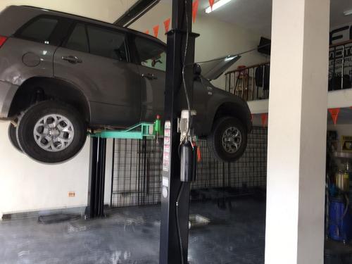 vendo  taller  automotriz