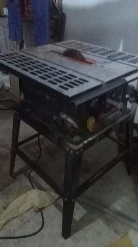 vendo taller carpinteria