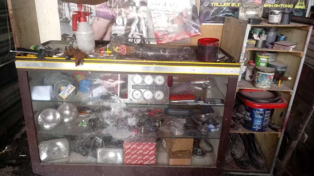 vendo taller electro mecánico precio negociable