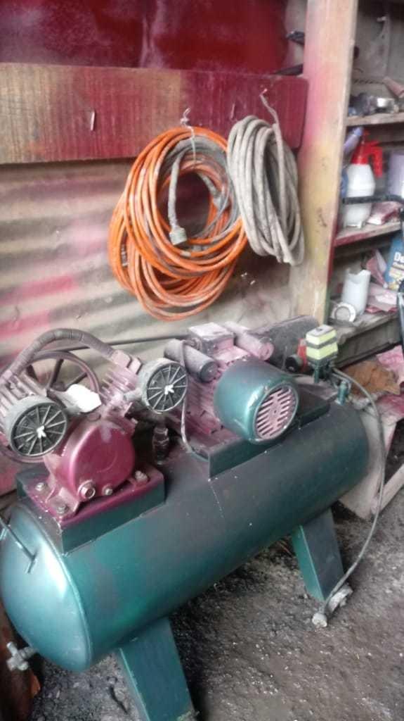 vendo taller mecánico precio negociable