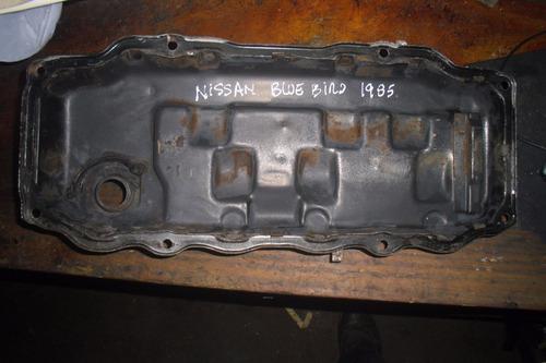 vendo tapa valvula motor  de nissan blue bird  año 1985